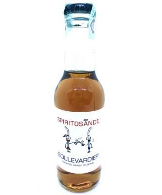 Boulevardier Cocktail - Spiritosando