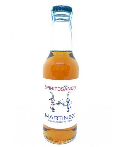 Martinez Cocktail - Spiritosando