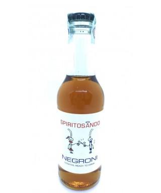 Cocktail Negroni - Spiritosando