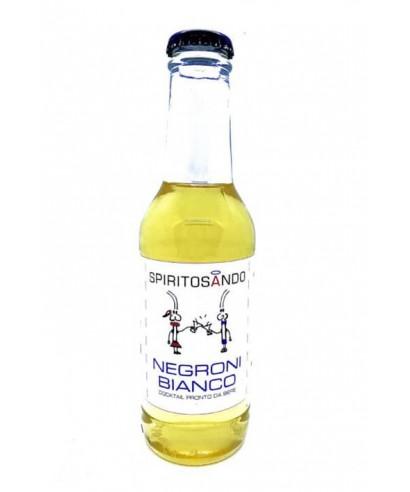 White Negroni Cocktail - Spiritosando