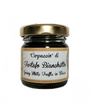 Carpaccio de Truffe Blanquette
