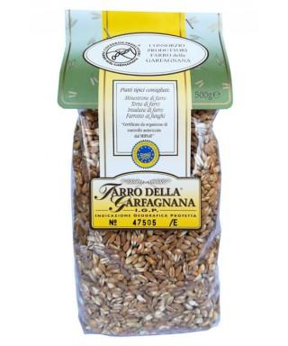 Garfagnana Hulled Wheat PGI