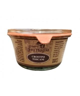 Crostini Toscani Tripperia