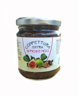 Figs and Walnuts Extra Jam