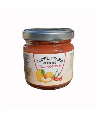 Spicy Quince Jam