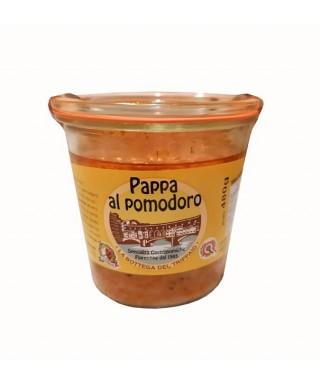 Pappa al Pomodoro: Soupe Pain et Tomate