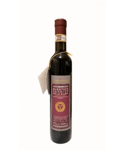 Aleatico - Passito Elba Italian sweet wine