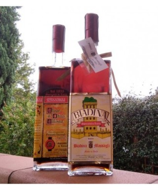 Biadina Massagli: liqueur typique de Lucques