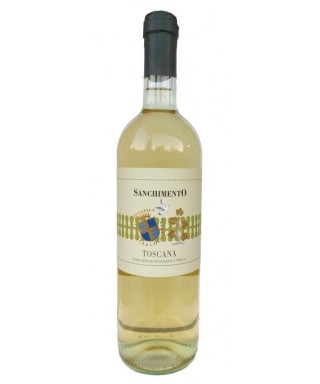 Sanchimento Tuscan white wine