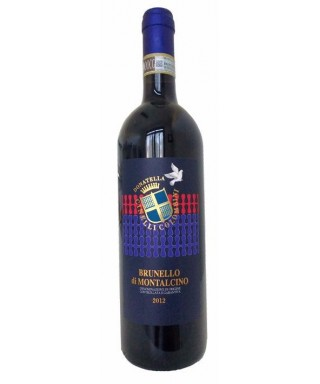 Brunello wine