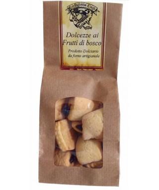 Biscotti artigianali ai Frutti di Bosco