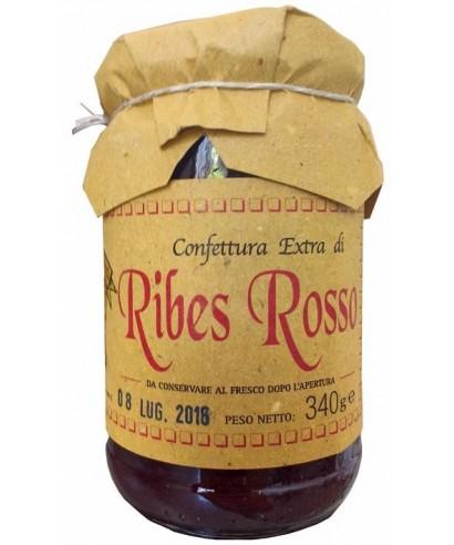Italian redcurrant jam