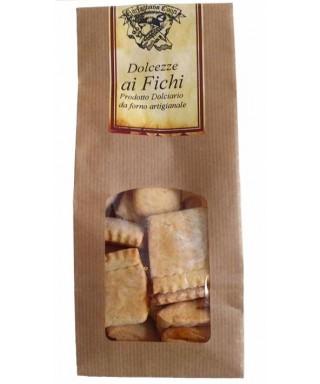 Biscotti artigianali ai Fichi