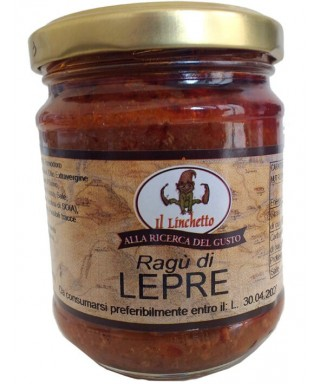 Tuscan Hare Sauce