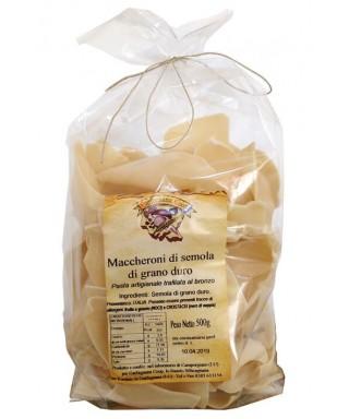 Maccheroni di semola di grano