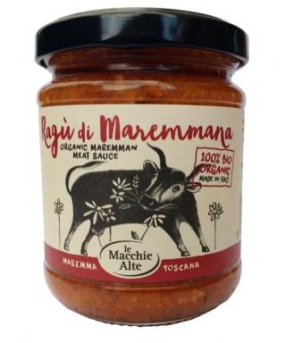 "Sauce de Bouef ""Maremmana"" Bio"