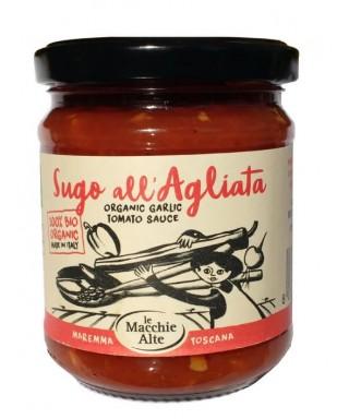 "Organic Tuscan ""Agliata"" sauce"