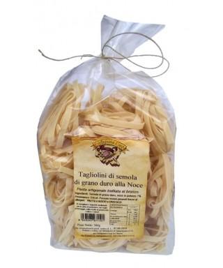 Tagliolini pasta