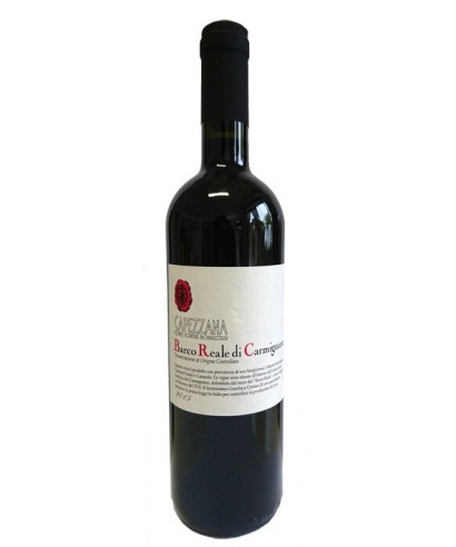 Italian red wine Barco Reale di Carmignano DOC