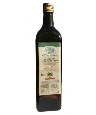 Olio extravergine d'oliva IGP toscano