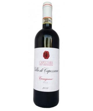 Villa di Capezzana red wine