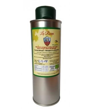 Olio extra vergine d'oliva toscano