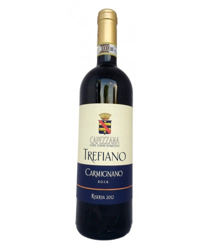 Trefiano Reserve Tuscan red wine