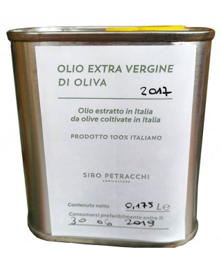 Extra Virgin Olive Oil 0,175 L