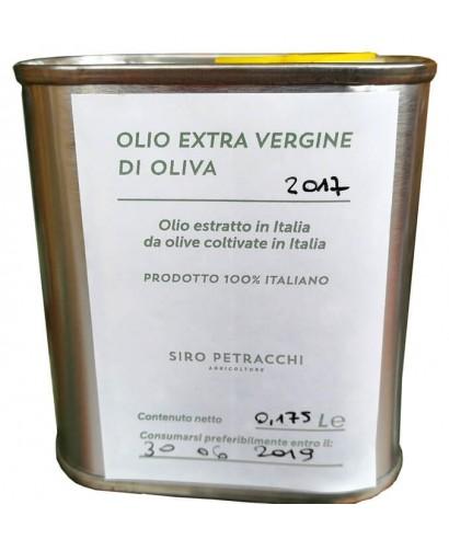 Olio extra vergine d'oliva 0,175 L