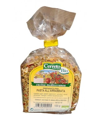 Organic Spicy Pasta