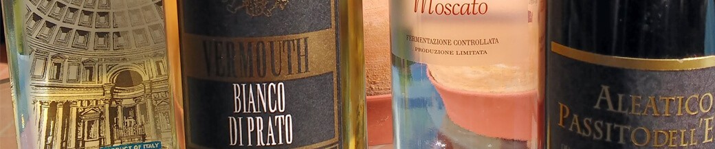 Distillati, Liquori e Vini Dolci