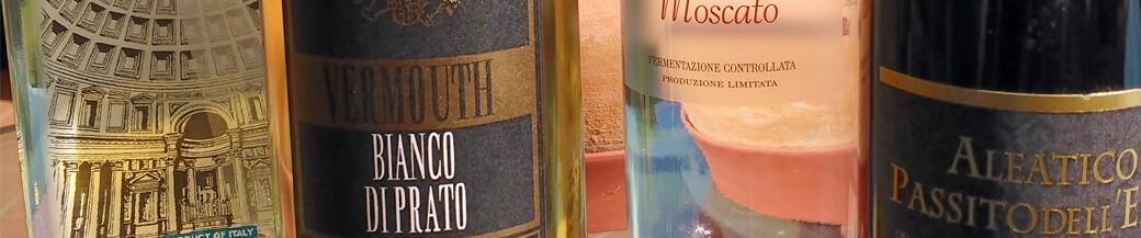 Spiritueux, liqueurs et vins de dessert